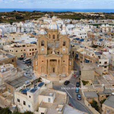 Inawgurati għadd ta' proġetti ta' restawr fil-parroċċi ta' Ħad-Dingli u l-Imġarr – 09/04/21