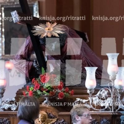 Pellegrinaġġ Penitenzjali tar-Redentur tal-Isla – 24/03/17