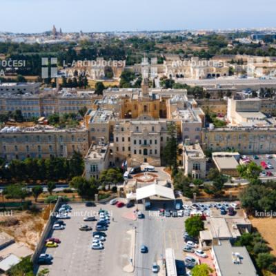 Quddiesa fil‑festa tal‑Qalb ta' Ġesù mill‑Knisja tar‑Residenza ta' San Vincenz de Paul, il‑Marsa – 11/06/21