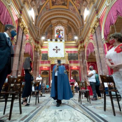 Quddiesa fis‑Solennità tal‑Martirju ta' San Pietru u San Pawl, fil‑Katidral ta' San Pawl, l‑Imdina – 29/06/21