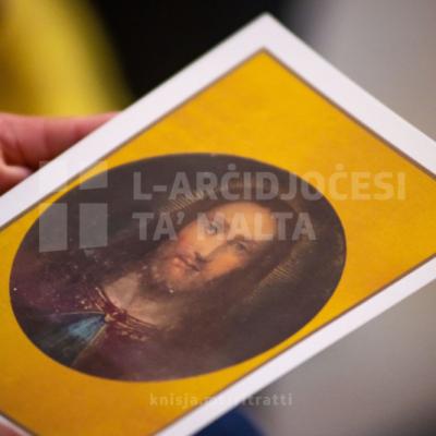 L-Arċisqof iċċelebra quddiesa fil-festa tas-Salvatur, fil-Knisja Parrokkjali, Ħal Lija – 06/08/21