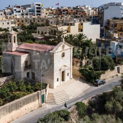 Inawgurat ir-restawr fuq żewġ kappelli antiki f'Ħal Għargħur – 26/08/21