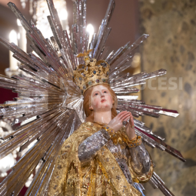 Quddiesa f'għeluq il-100 sena mill-inkurunazzjoni tal-istatwa ta' Marija Bambina, fil-Bażilika Minuri tal-Isla – 04/09/21
