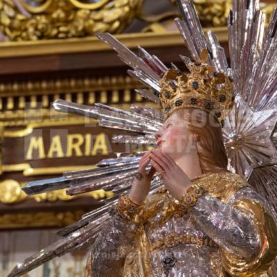 Pontifikal fil-Bażilika Minuri ta' Marija Bambina, fl-Isla, fil-festa tat-Twelid tal-Verġni Marija – 08/09/21