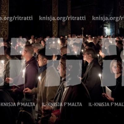 Ġimgħa Mqaddsa 2017: Vġili tal-Għid – 15/04/17