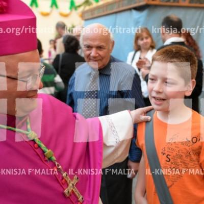 Quddiesa fil-festa' ta' San Ġużepp Ħaddiem, Birkirkara – 29/04/17