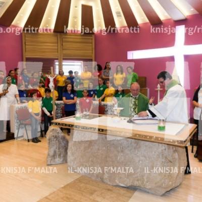 Ċelebrazzjoni tal-Ġublew tal-Ħniena għall-Familja – 30/10/16