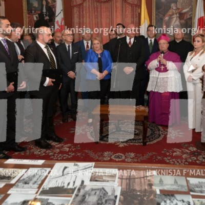 Quddiesa Pontifikali fil-festa ta' San Publiju – 30/04/17