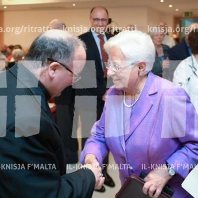 Taħdita minn Maria Voce, il-President tal-Moviment tal-Fokolari – 05/05/17