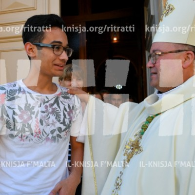 Viżta Pastorali Naxxar: Quddiesa tal-bidu fil-Knisja Parrokkjali – 20/04/17
