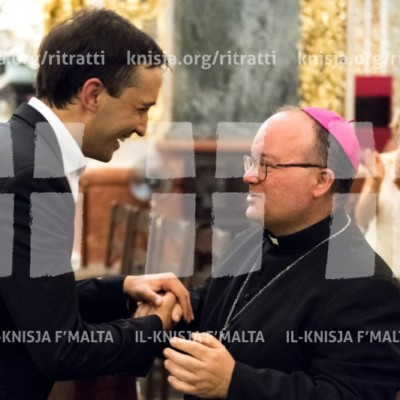 Quddiesa u kunċert tal-inawgurazzjoni tal-Maestro di Cappella tal-Katidral – 17/06/17
