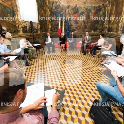 Konferenza tal-aħbarijiet mis-Safeguarding Commission – 21/07/17
