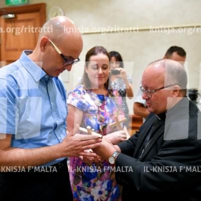 Laqgħa mal-kapijiet tal-iskejjel tal-Knisja – 05/09/17
