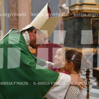 Quddiesa f'għeluq ix-Xahar tal-Ħolqien – 01/10/17