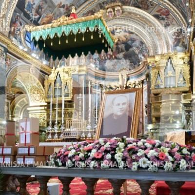 Quddiesa fil-festa tal-Qaddisin kollha u l-għeluq tal-proċess djoċesan għall-beatifikazzjoni ta' P. Avertan Fenech – 01/11/17