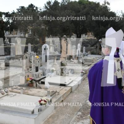 Quddiesa fit-tifkira tal-Mejtin kollha – 02/11/17