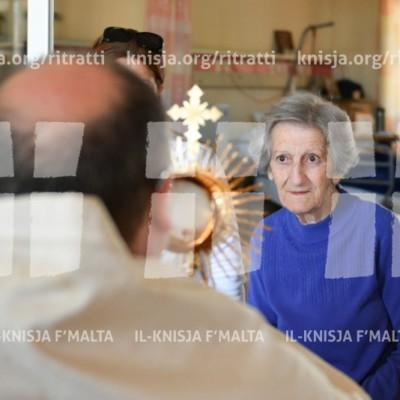 Quddiesa ta' ringrazzjament f'għeluq il-125 anniversarju mill-ftuħ tar-Residenza San Vinċenz de Paul – 11/12/17