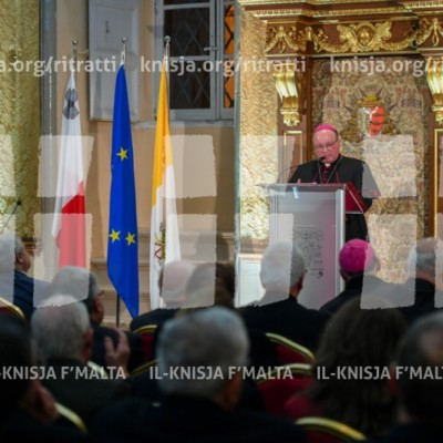 L-ewwel inawgurazzjoni tas-Sena Ġudizzjali tat-Tribunali Ekkleżjastiċi tal-Provinċja Maltija – 17/01/18