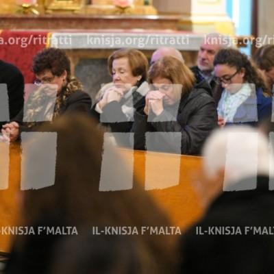 Viżta Pastorali Ħal Balzan: Quddiesa fil-Knisja Parrokkjali – 03/02/18