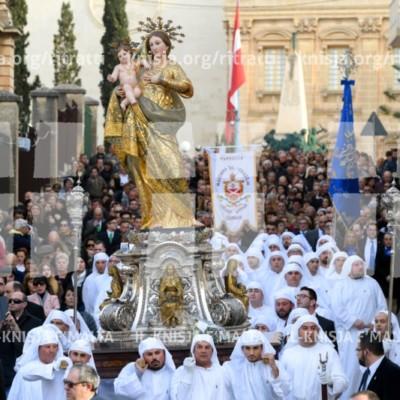 Pellegrinaġġ ta' Ħadd in-Nies f'Ħaż-Żabbar – 18/02/18