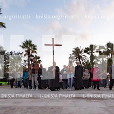 Ġimgħa Mqaddsa 2018: Il-Via Sacra Djoċesana – 28/03/18