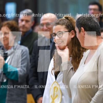 Quddiesa fil-festa tal-Ħniena Divina, fis-Santwarju tal-Ħniena Divina, San Pawl tat-Tarġa – 08/04/18
