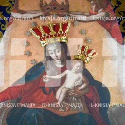 Il-Konsagrazzjoni tas-Santwarju tal-Madonna tal-Karmnu, il-Belt Valletta – 04/04/18