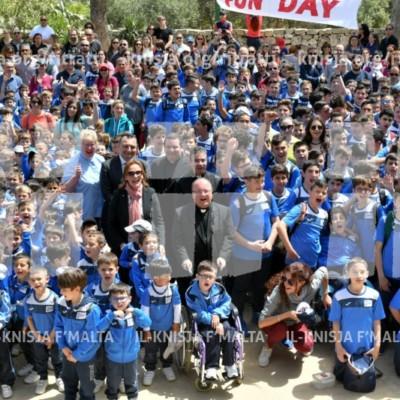 L-attività Celebration of Life, fil-Palazz Verdala, il-Buskett – 13/04/18