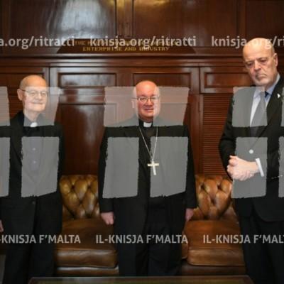 Quddiesa f'għeluq il-170 anniversarju mit-twaqqif tal-Kamra tal-Kummerċ – 24/04/18