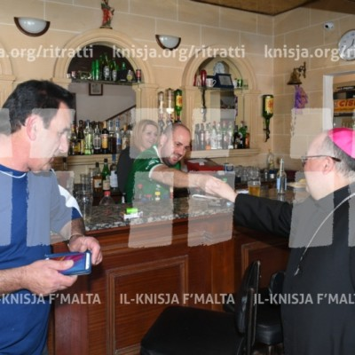 Viżta Pastorali Ħal Safi: Quddiesa fil-Knisja Parrokkjali mat-tfal u laqgħa mal-Kunsill Lokalli u s-Soċjetà Ċivili – 06/05/18