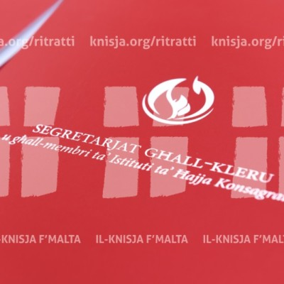 Aġġornament tal-Kleru, is-Seminarju tal-Arċisqof, Rabat – 29/05/18