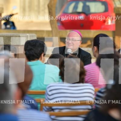 Viżta Pastorali Siġġiewi: Laqgħa mar-Residenti  tal-Ħesri – 30/05/18