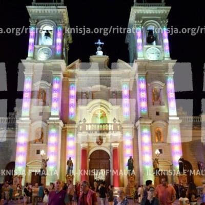 Quddiesa lejlet il-Festa ta' San Filep ta' Aġira, Ħaż-Żebbuġ – 09/06/18