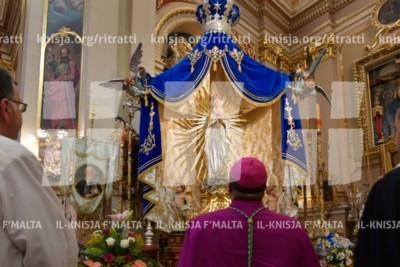 Quddiesa lejlet il-Festa tal-Madonna ta' Lourdes, il-Qrendi – 30/06/18