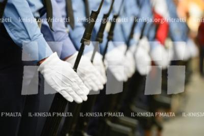 Quddiesa f'Jum il-Pulizija, il-Konkatidral ta' San Ġwann, il-Belt Valletta – 14/07/18