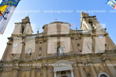 Ftuħ ta' ċentru tad-duttrina u Quddiesa fil-parroċċa ta' San Ġużepp, l-Imsida – 13/07/18