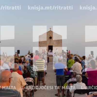 Quddiesa fil-Festa ta' Santa Marija Maddalena, il-Kappella ta' Santa Marija Maddalena, Ħad-Dingli – 20/07/18