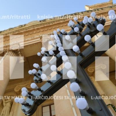 It-tħabbira tal-Bażilika Minuri ddedikata lill-Marija Mtellgħa s-Sema, il-Mosta – 29/07/18
