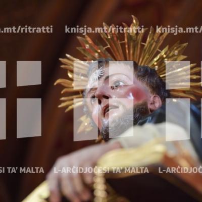 Quddiesa Pontifikali fil-festa ta' San Duminku, il-Belt Valletta – 05/08/18