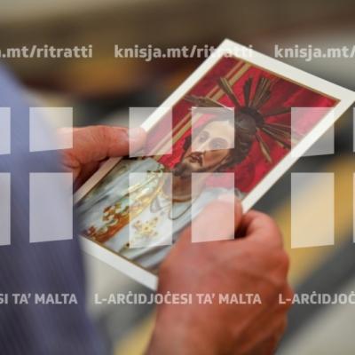 Quddiesa Pontifikali fil-Festa ta' Ġesù Salvatur, Ħal Lija – 06/08/18