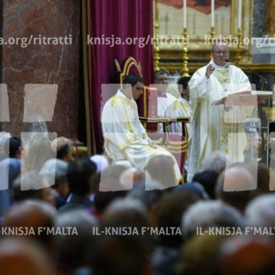 Ċelebrazzjoni ta' Kristu Sultan u Għeluq tal-Ġublew tal-Ħniena – 20/11/16