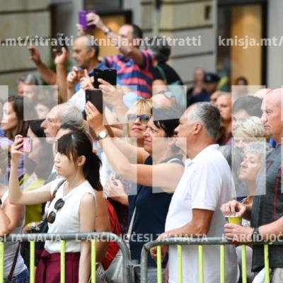 L-Arċisqof jiċċelebra Pontifikal fil-festa nazzjonali ta' Jum l-Indipendenza, fil-Konkatidral ta' San Ġwann, il Belt Valletta – 21/09/18