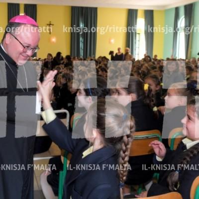 Żjara fis-Sacred Heart College (Primarja u Sekondarja) – 21/11/16