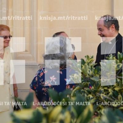 Quddiesa f'Jum il-Ħolqien, fil-knisja ta' Ġieżu, ir-Rabat – 07/10/18