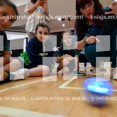 Segretarjat għall-Edukazjoni Nisranija (EU Code Week) – Seminarju tal-Arċisqof – 15/10/18