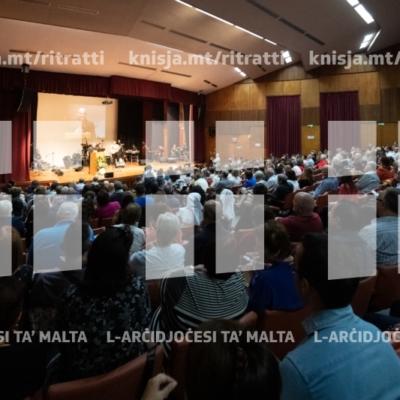 Konfereza Nazzjonali tal-Kariżmatiċi – 28/10/18