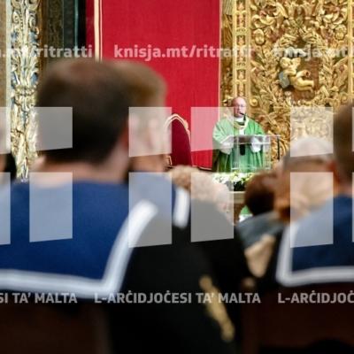 Quddiesa Pontifikali f'Jum it-Tifkira – 11/11/18