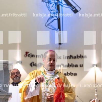 Ftuħ taċ-ċelebrazzjonijiet f'għeluq il-50 anniversarju tal-parroċċa ta' Ta' Xbiex – 18/11/18