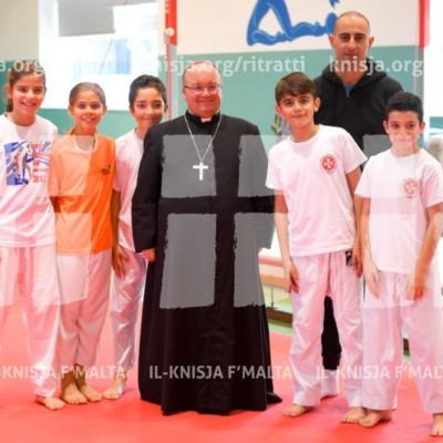Żjara fl-Iskola Nazzjonali tal-Isports f'Pembroke – 05/12/16