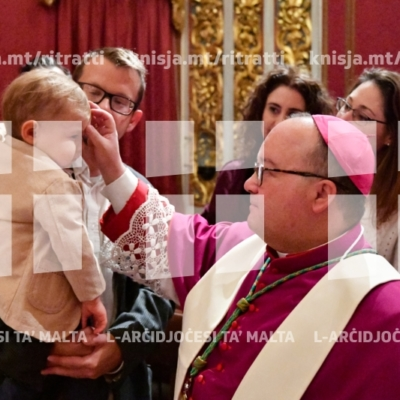 Christmas Day blessing by Archbishop Charles Scicluna – 25/12/18